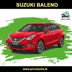 Suzuki Baleno Price in Sri Lanka