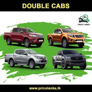Double Cab Price in Sri Lanka