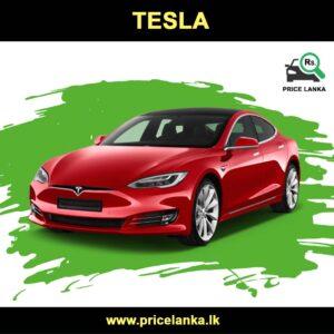 Tesla Car Prices in Sri Lanka
